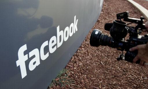 image: Facebook lagret millioner av ukrypterte brukerpassord