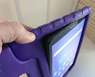 image: Meget praktisk beskyttelse for nettbrettet
