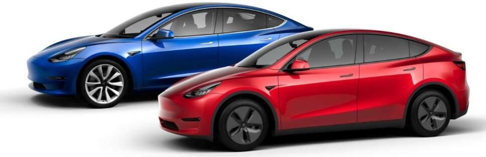 DYRERE: Tesla setter opp prisene på samtlige modeller. Foto: Tesla