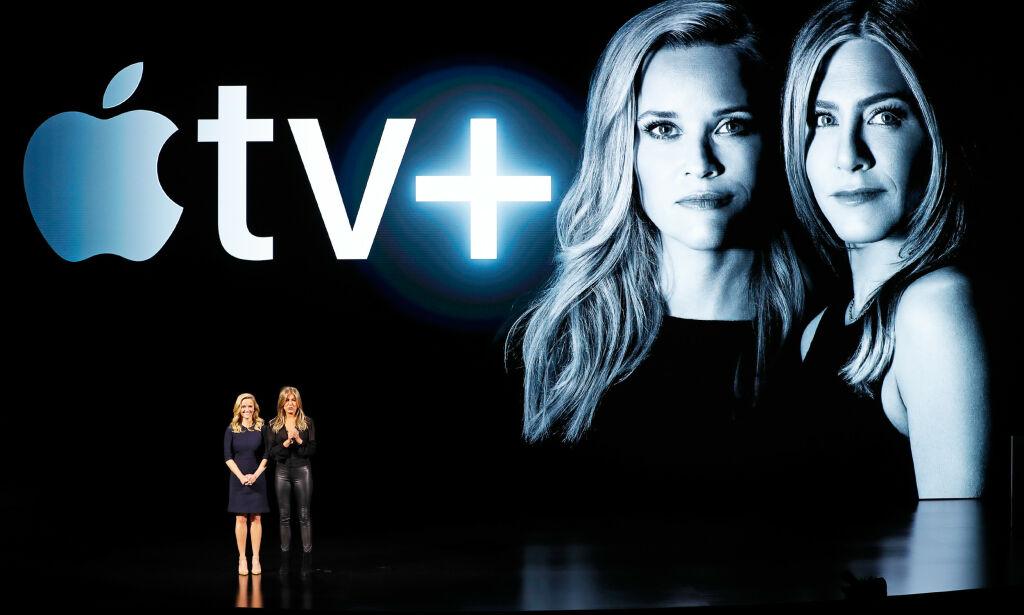image: Apple lanserte Apple TV+