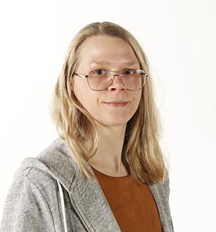 Eilin Lindvoll, journalist i Dinside.