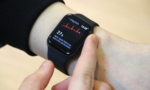 image: Nå kan Apple Watch oppdage hjertetrøbbel