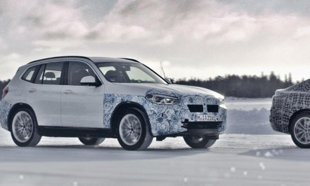 image: - BMW-elbilen får minst 60 mil rekkevidde