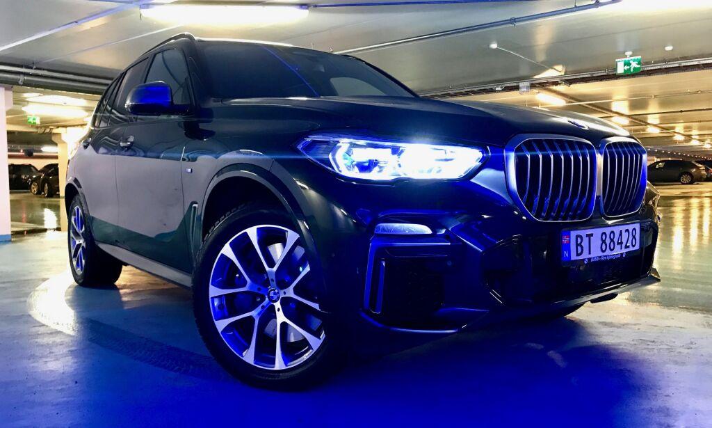 image: BMW X550d:Herlig politisk ukorrekt