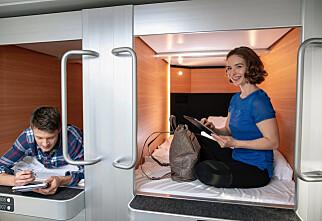 Stena Lines nyeste mini-lugarer