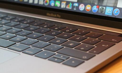 image: Apple beklager tastatur-flause