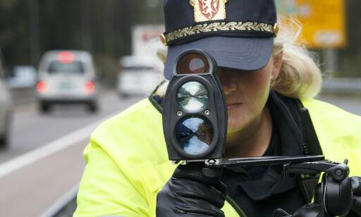 image: Vi har verdens suverent dyreste fartsbøter