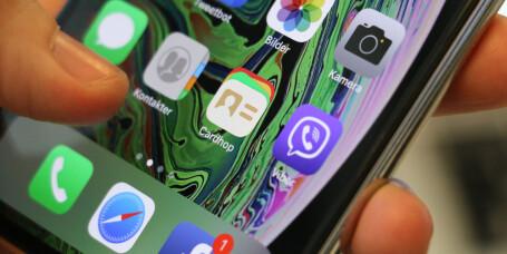 Gjør det enklere å redigere kontakter på iPhone