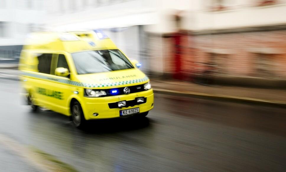 FLERE DØDSULYKKER: Spesielt i mars måned var tallene dystre kontra fjoråret, men Norge er landet i Europa med færrest ulykker per innbygger og kjørte kilometer. Foto: Jon Olav Nesvold / NTB scanpix