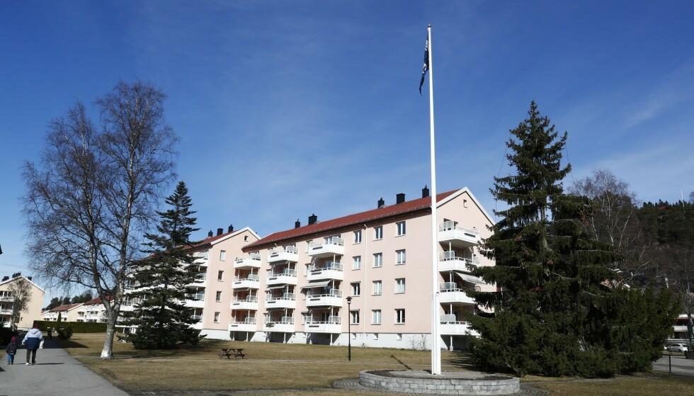 ØKER KRAFTIG: I Oslo-området har prisene på brukte Obos-boliger steget 7,2 prosent bare siden nyttår. Foto: Foto: Terje Pedersen / NTB scanpix
