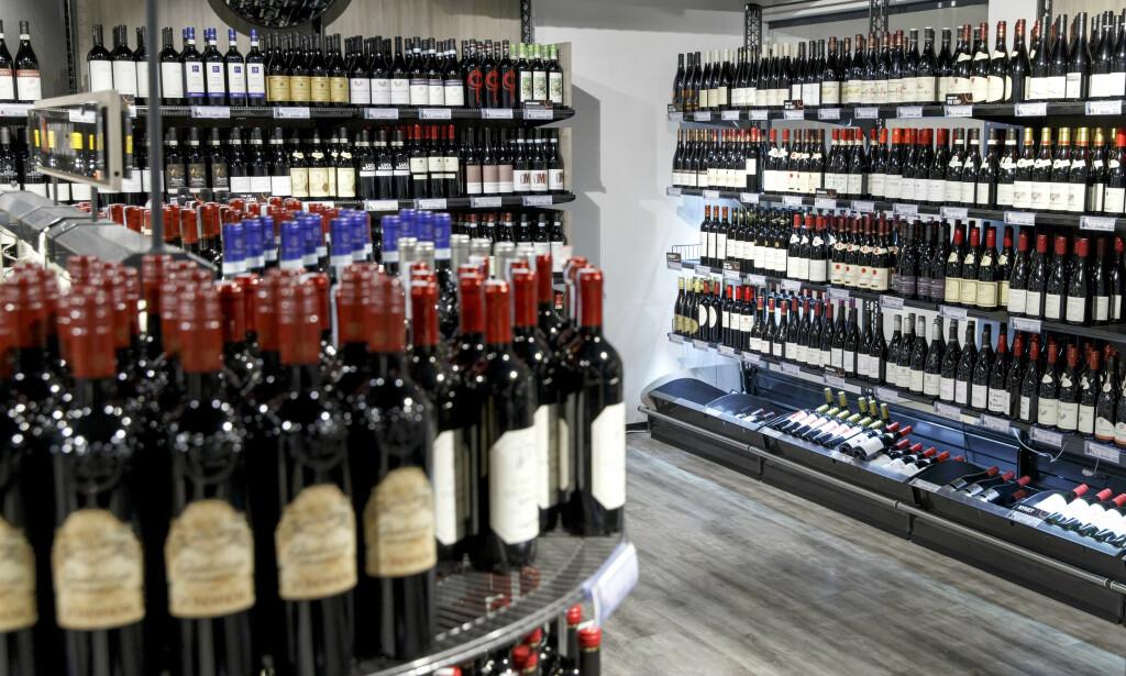 HØYT PRISNIVÅ: Spesielt alkohol og tobakk er mye dyrere i Norge enn i andre, europeiske land. Foto: Gorm Kallestad/NTB scanpix