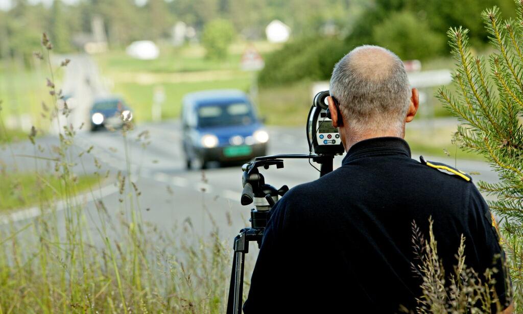 image: Fartskontroller i hele landet- stor sjanse for å bli stoppet