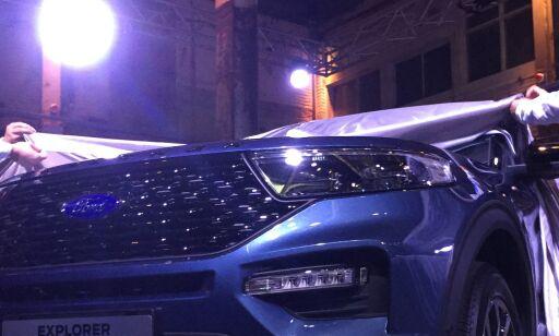 image: Ford med ny elbil og flere SUV-er