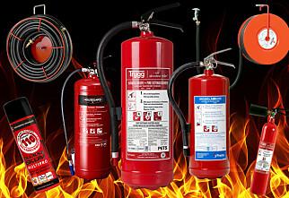 Ny guide for å finne brannslukningsutstyret du trenger