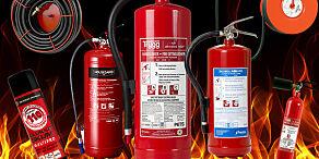 image: Velg riktig brannslukkings-apparat