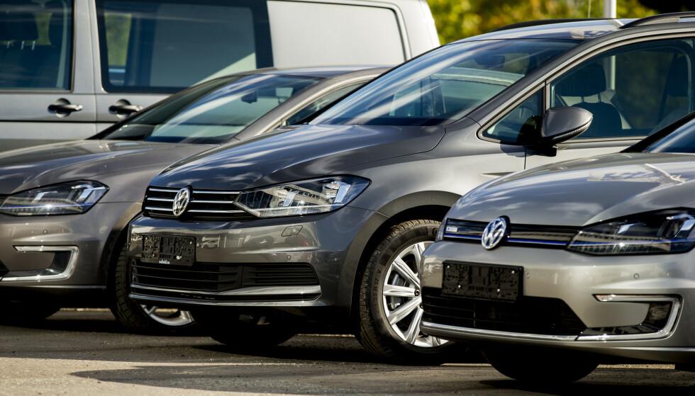 <strong>MÅ SVARE FOR SEG:</strong> BMW, Daimler og Volkswagen beskyldes for ulovlig samarbeid. Foto: Vegard Wivestad Grøtt/NTB scanpix
