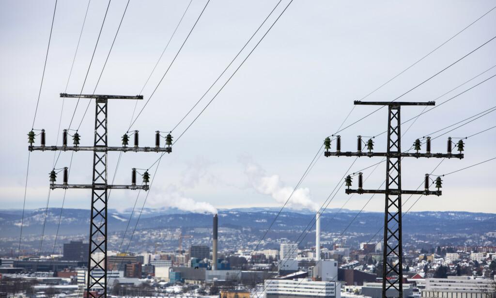 STRØMSTØTTE: Høye strømpriser i vinter har gitt mottakere av bostøtte ekstra støtte til å betale regningen. Foto: Ole Berg-Rusten/NTB Scanpix.