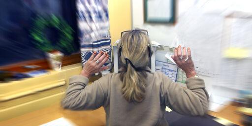 image: Ny undersøkelse: Hver tredje arbeidstaker jobber gratis overtid