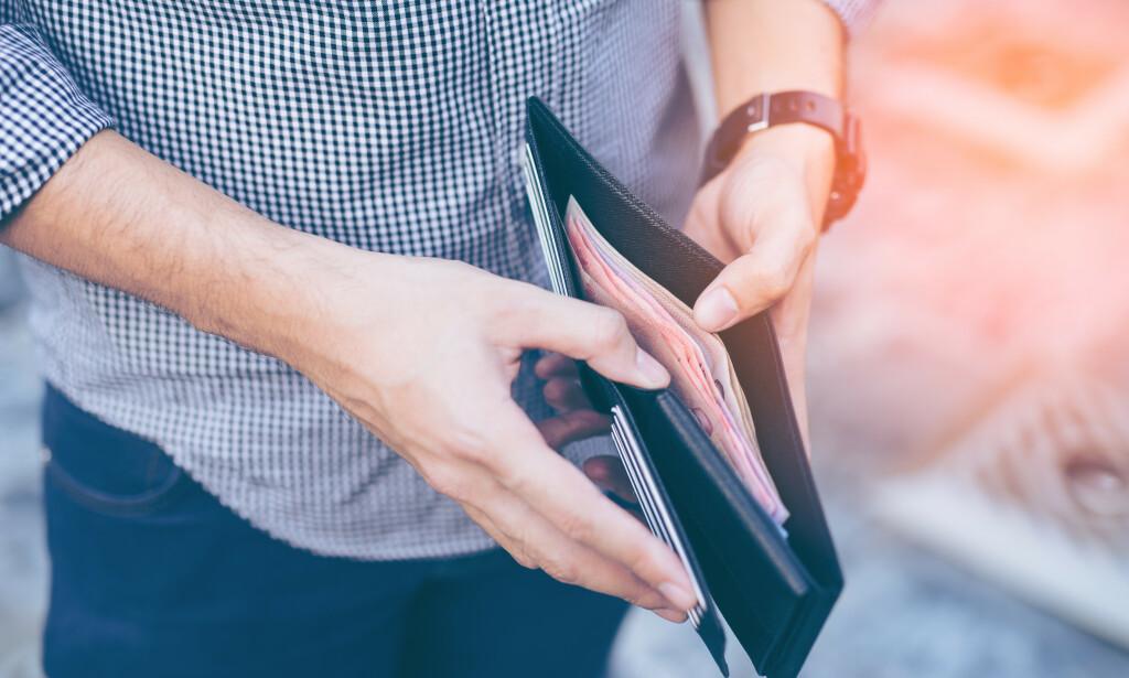LØNNSOPPGJØRET: DNB forventer en sterk økning i lønnsveksten. Foto: Shutterstock