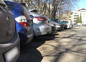 image: Halvparten av oss parkerer feil vei
