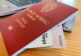 Her er det lang ventetid for å bestille nytt pass