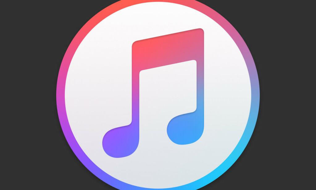 image: Snart over og ut for iTunes