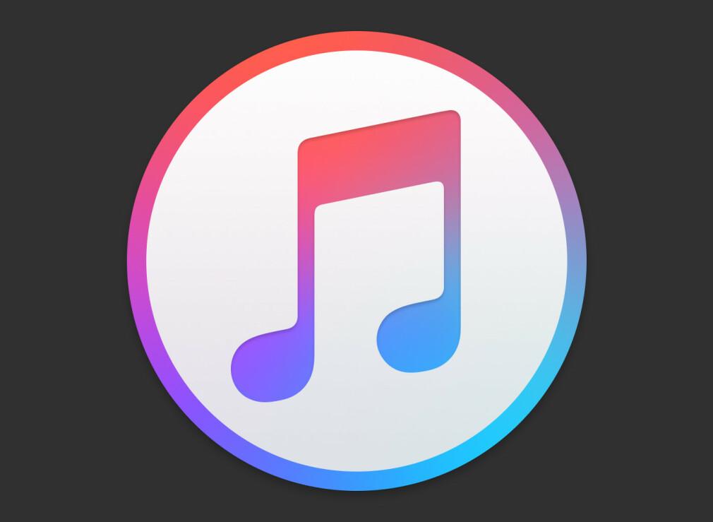 MER ENN MUSIKK: I starten var iTunes et musikkavspillingsprogram, men i dag brukes det først og fremst til synkronisering av iPhoner og iPader. Foto: Apple/Dinside