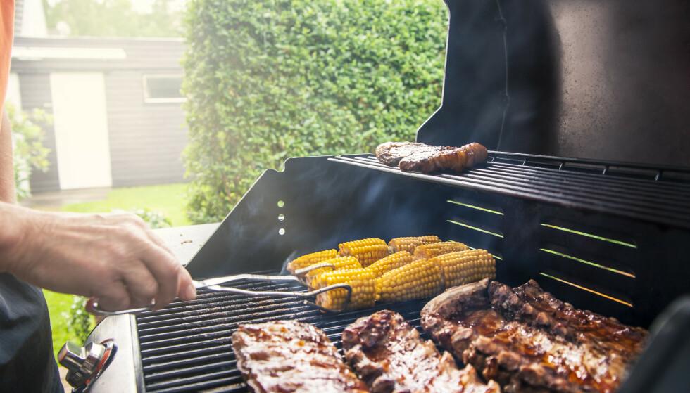 KLAR FOR ÅRETS GRILLSESONG? Sjekk våre gode tips foran årets grillsesong. Foto: NTB Scanpix