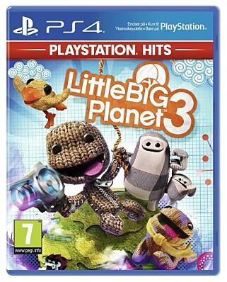 Little Big Planet 3 er blant titlene som får «kritiske problemer» om du bytter brukernavn på PSN.