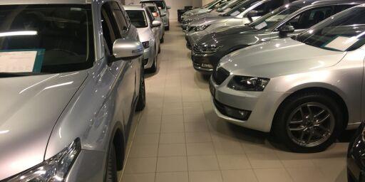 image: Kan bli dyrt å angre på bilkjøpet