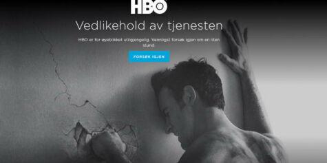 image: Strømmetjenesten HBO er nede i Norge