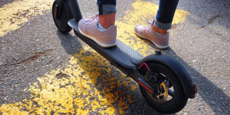 Er du el-sparkesykkel-forsikret?