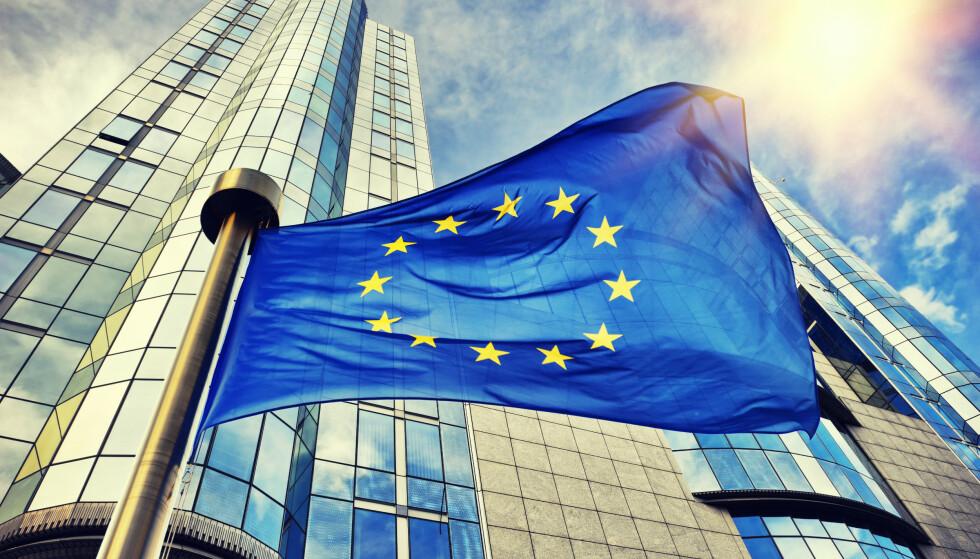 GODKJENT: EU stemte ja til de omstridte internettreglene. Foto. Shutterstock
