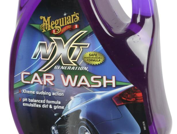 <strong>MEGUIARS NXT:</strong> Bilshampooen koster fra 179 kroner.