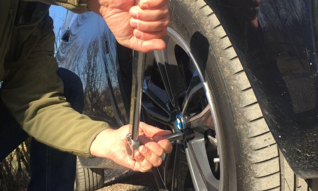 image: Trikset som gjør at du ikke mister hjulet