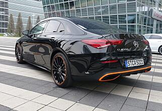 Mercedes-luksus til under en halv million