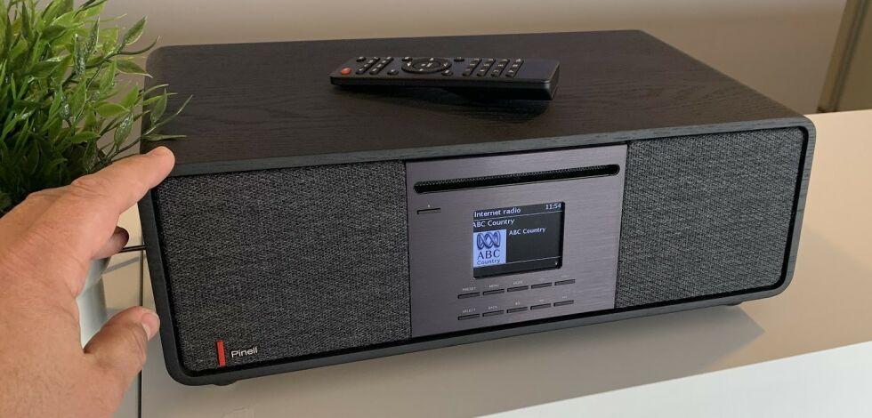 image: «Norsk» radio med imponerende lyd