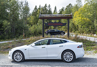 Enda bedre rekkevidde for Tesla