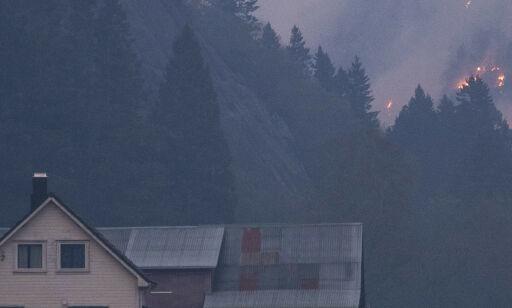image: Dette dekker forsikringen hvis du blir rammet av brann