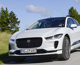 image: Jaguars elektriske SUV har gjort rent bord