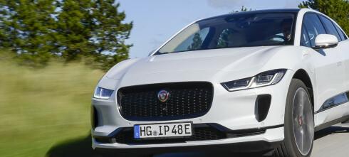 Jaguars elektriske SUV har gjort rent bord