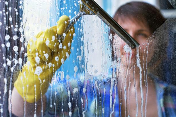 image: Tabben du bør unngå når du vasker vinduer