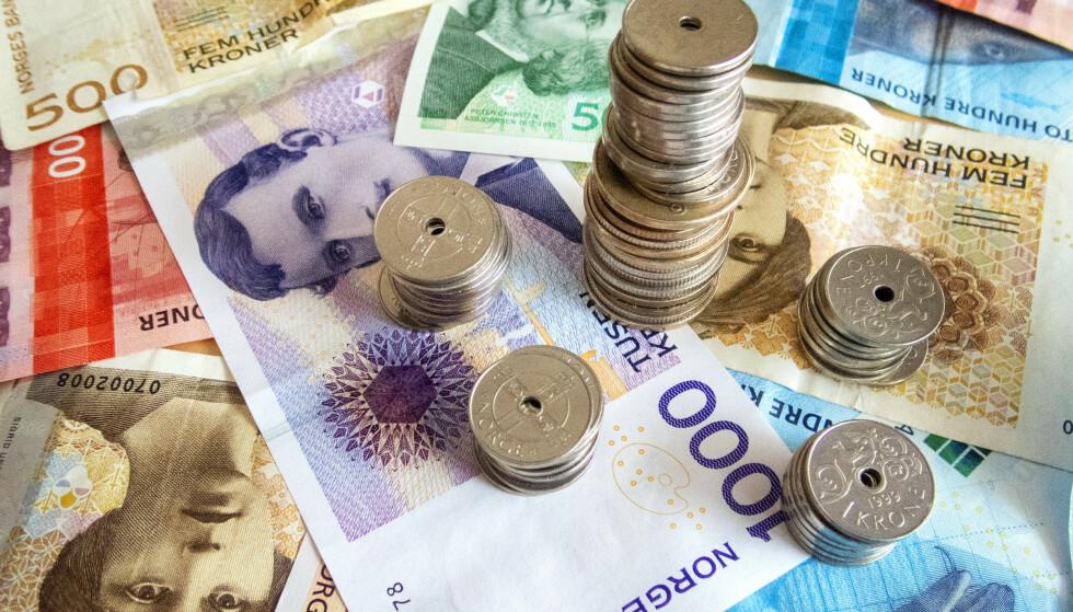 RENTE: Bankene forventer økning av renten i andre kvartal. Foto: Gorm Kallestad/NTB scanpix.