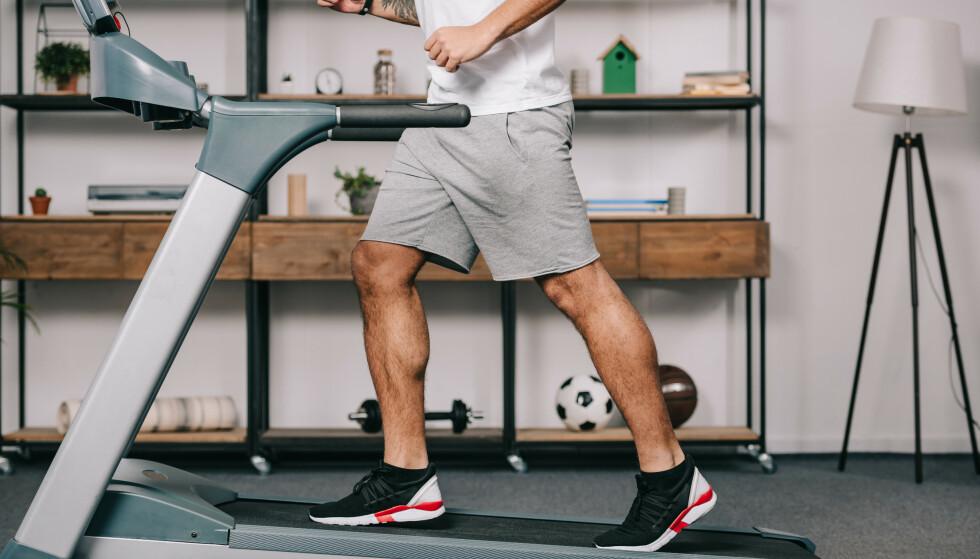 BRUKT TRENINGSUTSTYR: Før du kjøper brukt treningsutstyr er det flere ting du bør sjekke. Få tipsene i artikkelen under. Foto: NTB Scanpix.