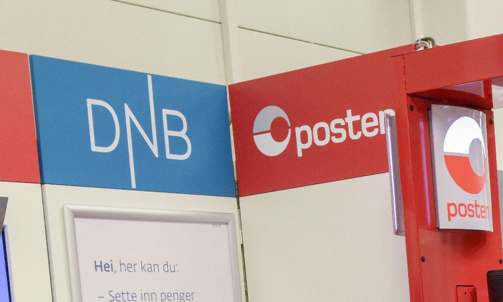 image: Slutt på banktjenester via Posten