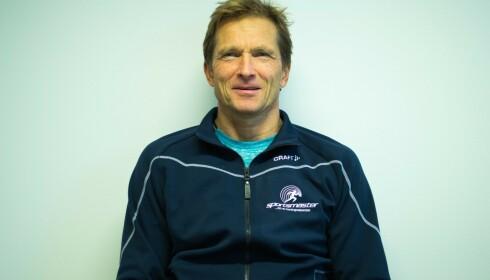 PAUL EINAR BORGEN: PR-ansvarlig hos Sportsmaster.no. Foto: Privat.