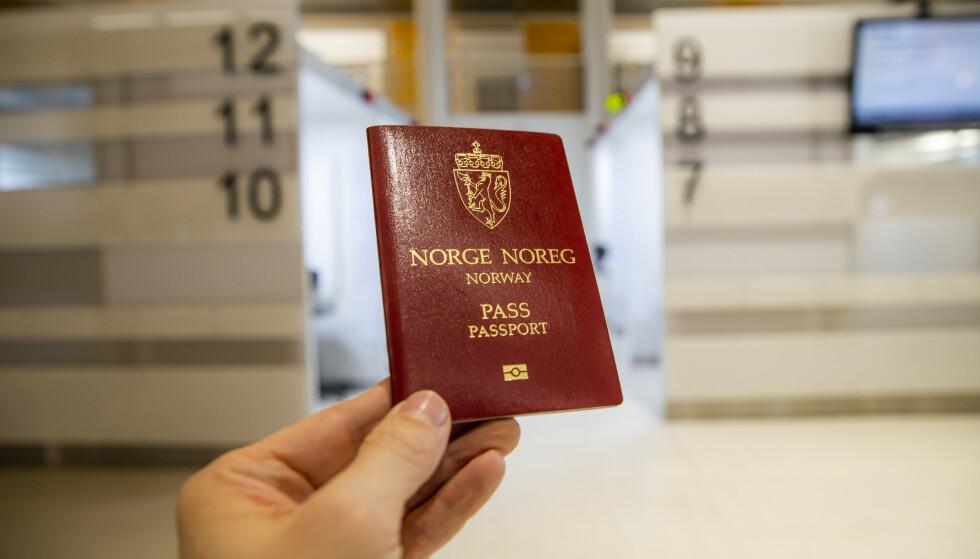STOR PÅGANG: Denne våren har det vært lange ventetider for time til passbestilling. Foto: Håkon Mosvold Larsen / NTB scanpix