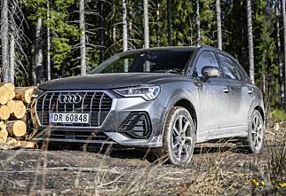 Enorm forbedring fra Audi