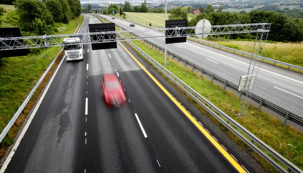 FLERE OMKOMMER I TRAFIKKEN: Tryg Trafikk liker ikke utviklingen så langt i år. Foto: Lise Åserud/NTB scanpix