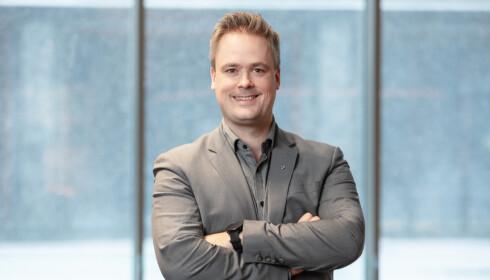 Endre Jo Reite, direktør for personmarked i BN Bank. Foto: Geir Mogen/BN Bank ASA.